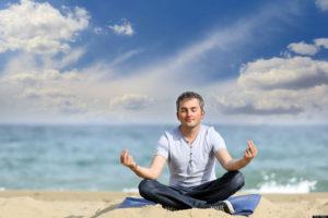money karma meditation