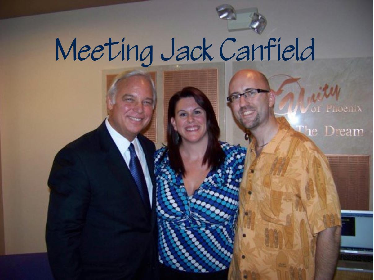 Jack Canfield Melissa Knecht Kevin Knecht
