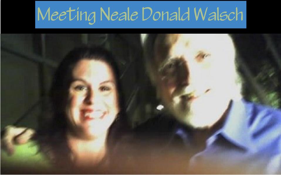 Meeting Neale Donald Walsch