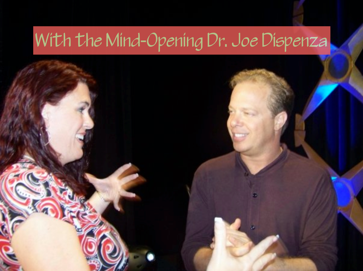 With the Mind-Opening Dr Joe Dispenza