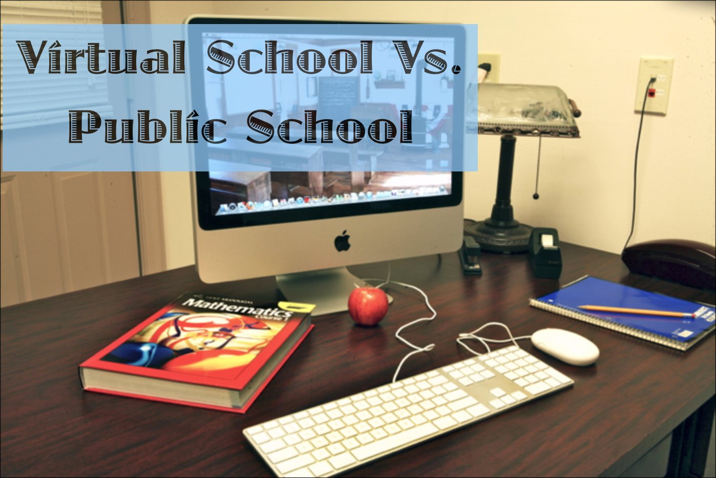 virtual school vs public school