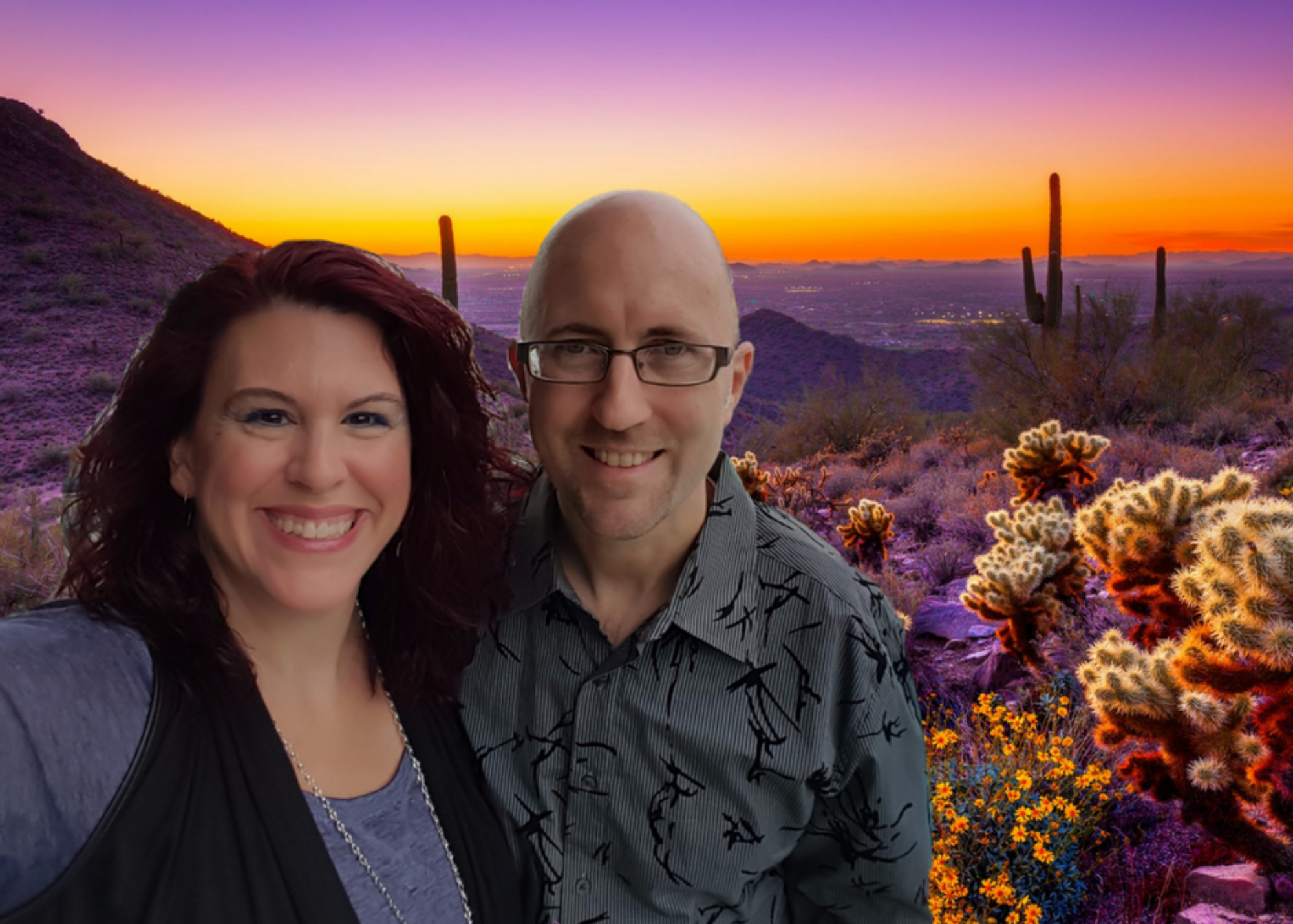 Melissa and Kevin Knecht