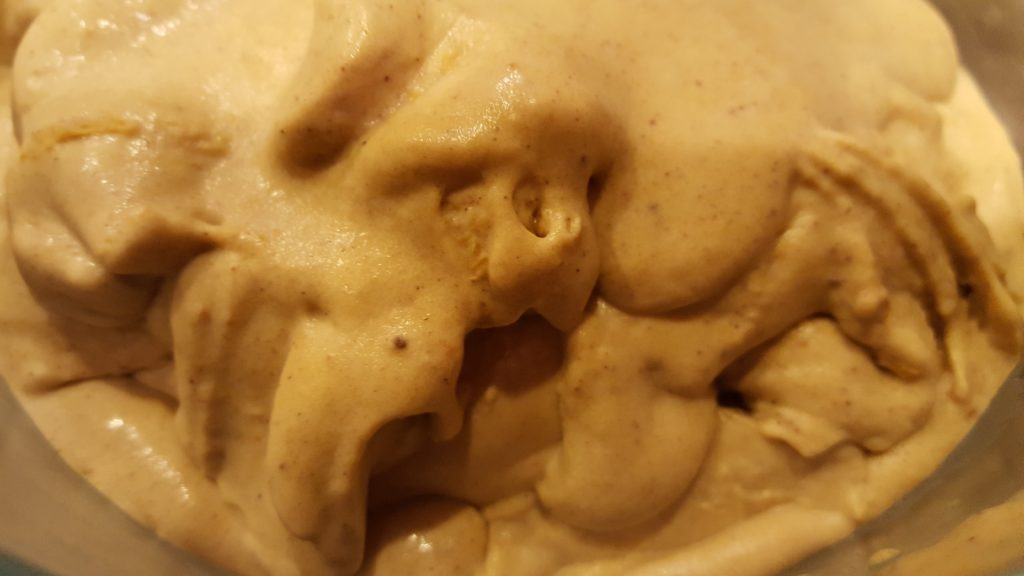 keto pumpkin spice latte ice cream recipe
