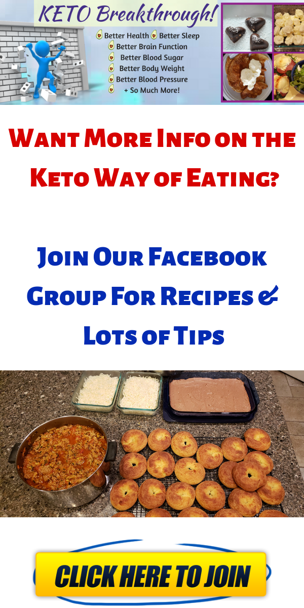 https://www.facebook.com/groups/KetoBreakthrough/